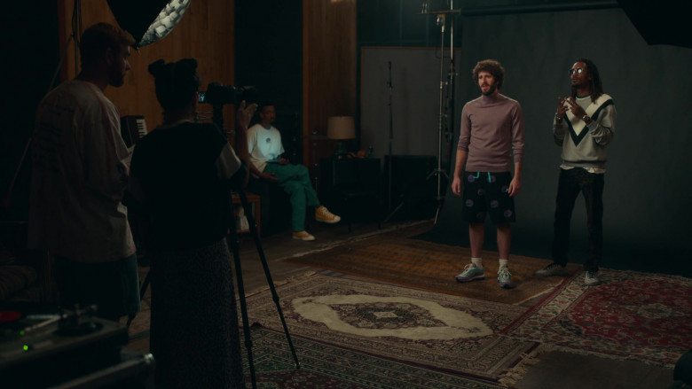 Nike Shorts Worn by David Andrew Burd (Lil Dicky) in Dave S01E05 (1)