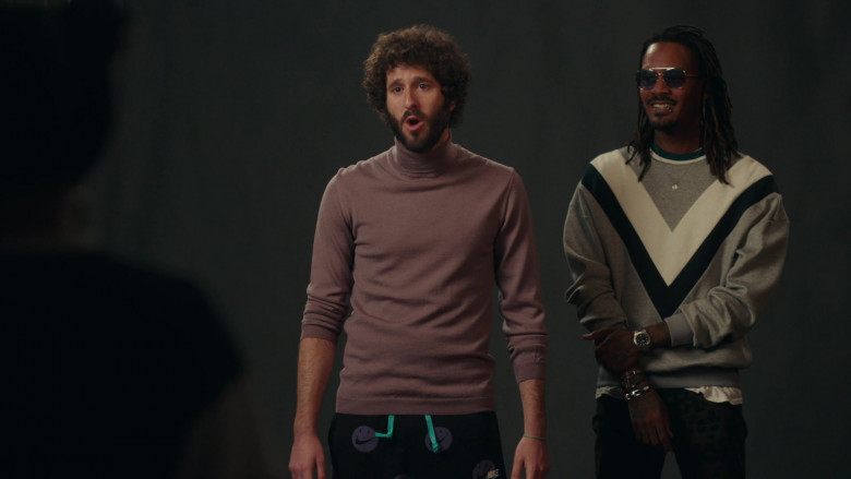 Nike Shorts Worn by David Andrew Burd (Lil Dicky) in Dave S01E05 (2)