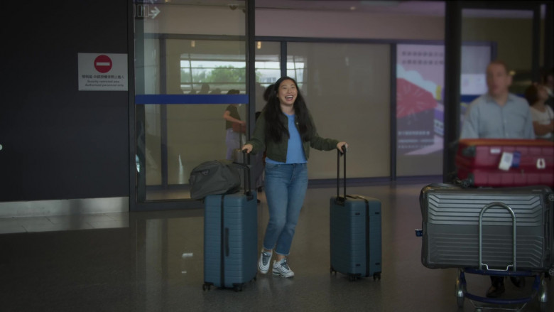 Nike Sneakers Worn by Nora Lum in Awkwafina Is Nora from Queens S01E10 (1)
