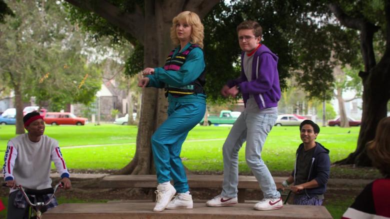 Nike Sneakers Worn by Sean Giambrone as Adam in The Goldbergs S07E18 (3)
