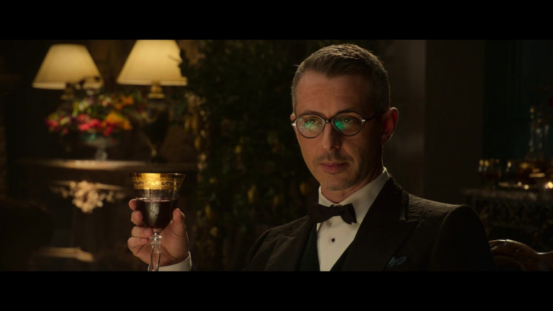 Old Focals Glasses Worn by Jeremy Strong in The Gentlemen (1)