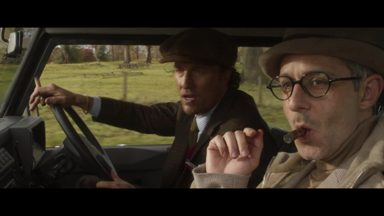 Old Focals Glasses Worn by Jeremy Strong in The Gentlemen (2)