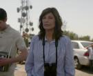 Olympus Binocular Used by Catherine Keener as Deirdre 'Didi' Perera in Kidding S02E10 (1)