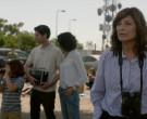 Olympus Binocular Used by Catherine Keener as Deirdre 'Didi' Perera in Kidding S02E10 (2)