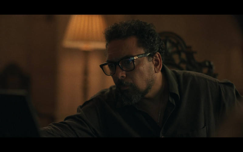 PROSPEK Computer Glasses by Spektrum in Ozark S03E04