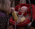 Peg Perego Red Car Seat in Mom S07E18 (3)