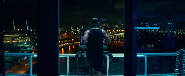 Peloton Tread Treadmill Used by Will Smith in Bad Boys for Life (1)