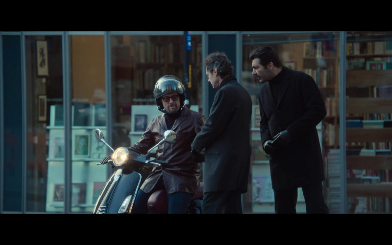 Piaggio Scooter Used by Hugh Grant in The Gentlemen (2019)