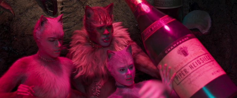 Piper-Heidsieck Champagne in Cats (2)