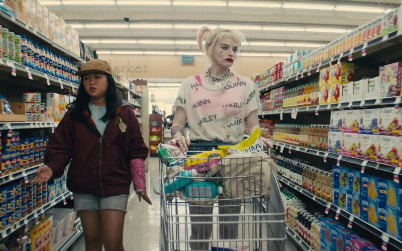 Pringles Potato Chips in Birds of Prey (2020)