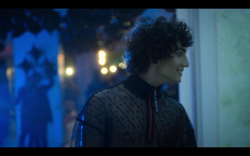 Ruben Galarreta Sweatshirt Worn by Jorge López as Valerio Montesinos in Elite S03E04 (3)