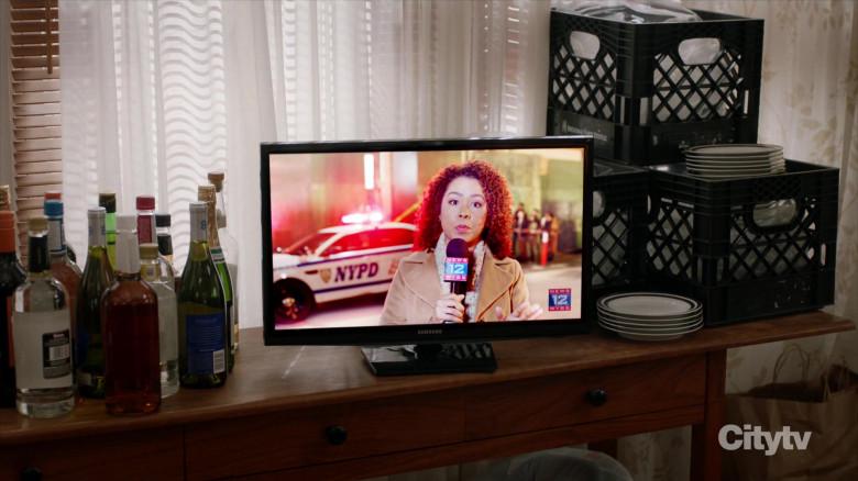Samsung TV in Manifest S02E12