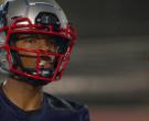 Schutt Football Helmet Worn by Daniel Ezra as Spencer James in All American S02E15 (1)