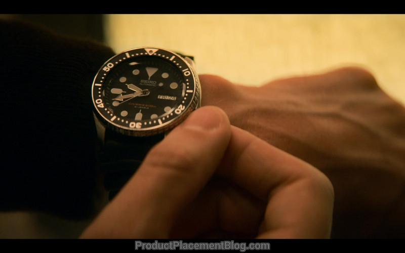 Seiko Automatic Watch Worn by Karl Glusman in Devs S01E01 (1)