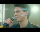 Shure Microphone Used by KJ Apa as Jeremy Camp in I Still Believe (1)