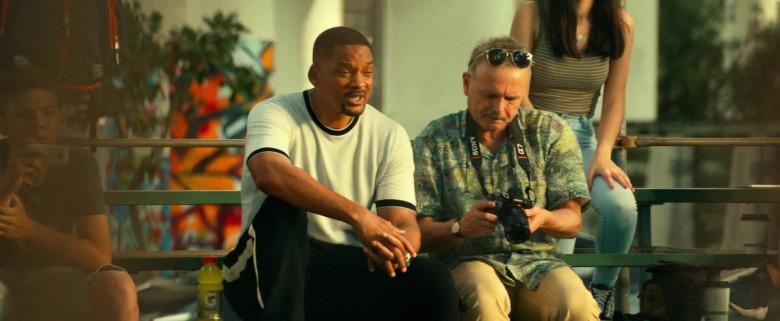 Sony Alpha A7 Camera Used by Joe Pantoliano as Captain Conrad Howard in Bad Boys for Life (1)