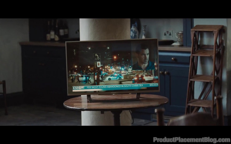 Sony TV in Artemis Fowl (2020)