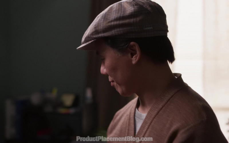 Stetson Cap Worn by B. D. Wong in Awkwafina Is Nora from Queens S01E07 (3)