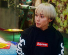 Supreme Black Hoodie in Followers S01E04 Flaming (4)