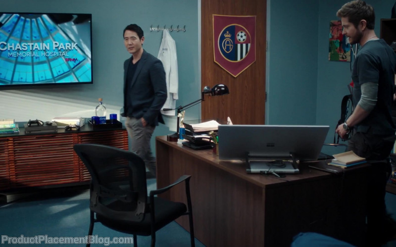 Surface Studio All-In-One PC by Microsoft Used by Matt Czuchry as Conrad Hawkins in The Resident S03E16