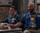 Takis Rolled Corn Tortilla Chips Enjoyed by Nico Santos and Colton Dunn in Superstore S05E19 (1)