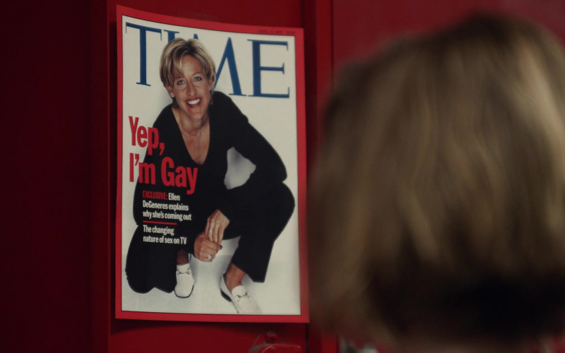 Time Magazine Cover in Little Fires Everywhere S01E02