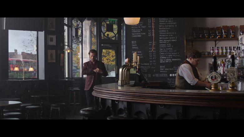 Timothy Taylor's Beer in The Gentlemen (1)