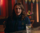 Tommy Hilfiger Tartan Down Jacket Worn by Charlotte Ritchie in Feel Good S01E04 (4)