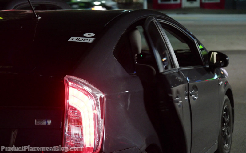 Uber Car Used by by Jon Hamm in Curb Your Enthusiasm S10E08 (1)