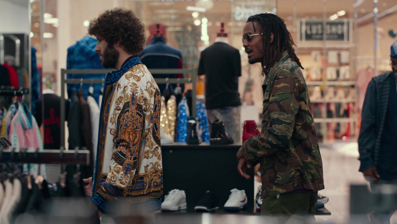 Versace Jacket Worn by David Andrew Burd in Dave S01E05 Hype Man (4)