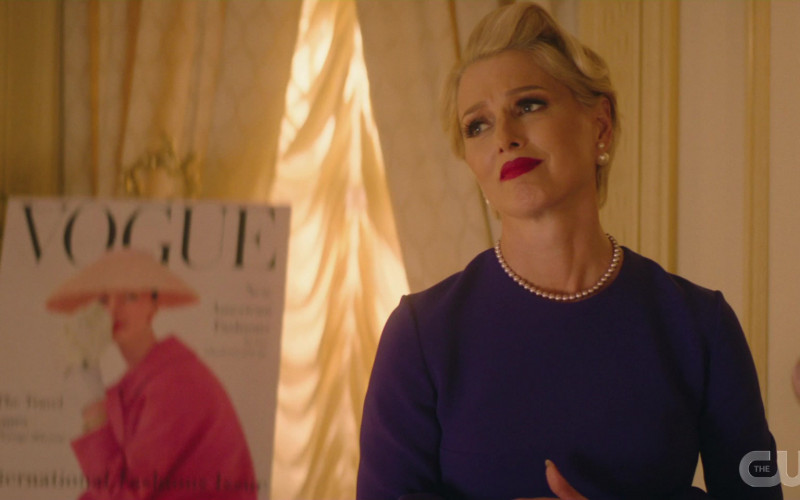 Vogue Magazine Cover in Katy Keene S01E06 Chapter Six Mama Said (2020)