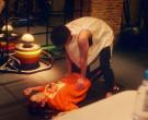 Wooyoungmi Paris White T-Shirt For Men in Followers S01E02 Login (2)