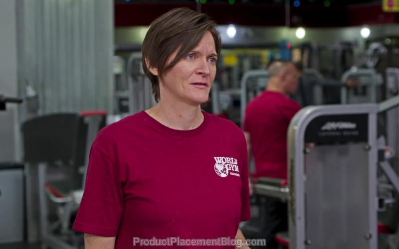 World Gym of Ridgewood Fitness Center in Awkwafina Is Nora from Queens S01E07 (1)