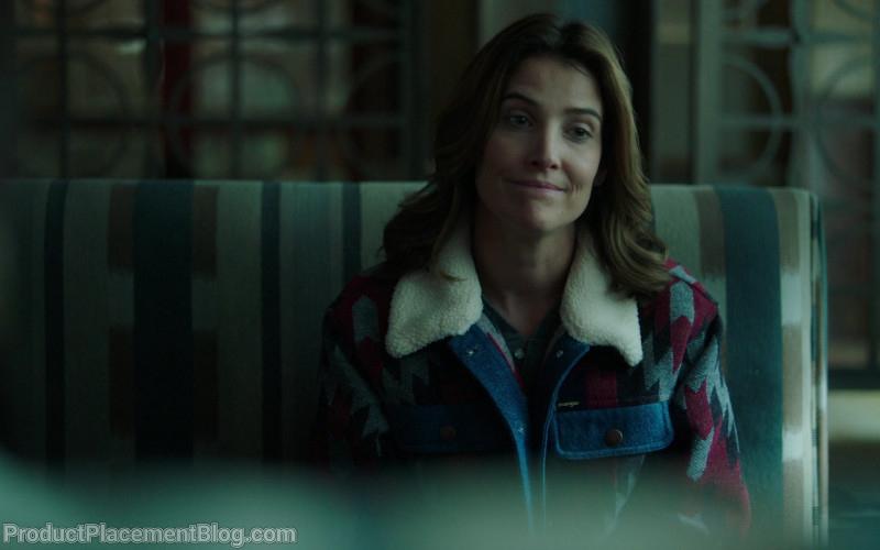 Wrangler Jacket Worn by Cobie Smulders as Dex Parios in Stumptown S01E16 (1)