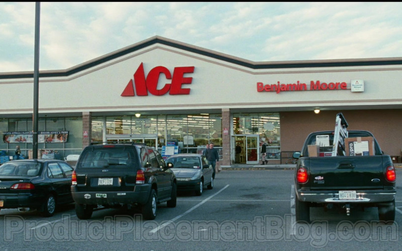 Ace Hardware Store and Benjamin Moore Sign in Bad Education (2019)