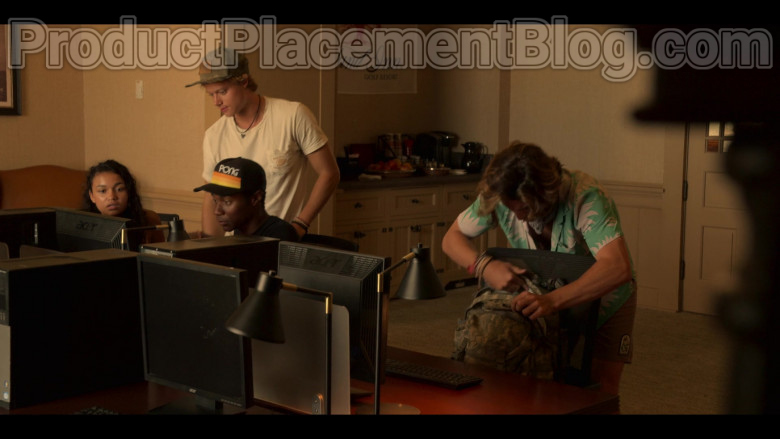 Acer Monitors in Outer Banks S01E03 The Forbidden Zone (2)