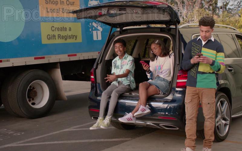 Adidas Girls Trainers of Marsai Martin in Black-ish S06E22