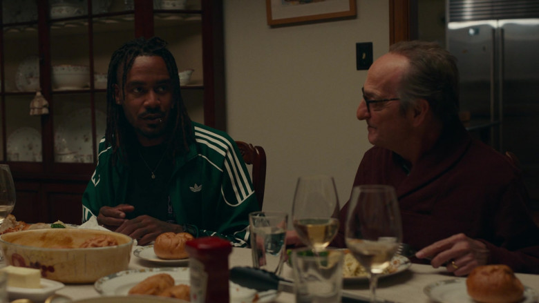 Adidas Green Tracksuit Worn by GaTa in Dave S01E06 (4)