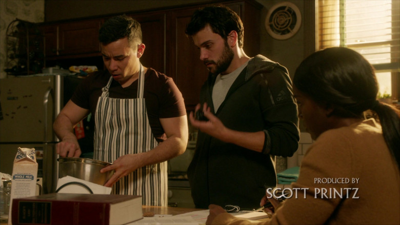 Adidas Hoodie in How to Get Away with Murder S06E11