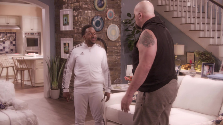 Adidas Tracksuit Worn by Jaleel White as Terry in The Big Show Show S01E08 (4)