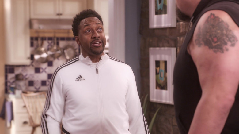 Adidas Tracksuit Worn by Jaleel White as Terry in The Big Show Show S01E08 (6)