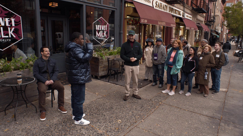 Adidas White Shoes of Tracy Morgan as Tray in The Last O.G. S03E01 (6)