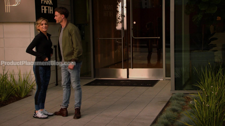 Adidas Women's Sneakers in All Rise S01E20 (2)