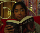After by Anna Todd Book Held by Maitreyi Ramakrishnan as Dev...