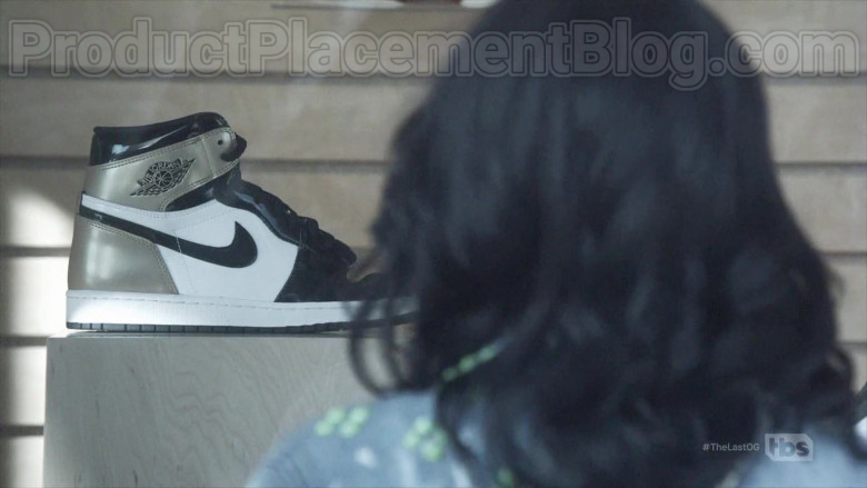 Air Jordan High Tops Shoes by Nike in The Last O.G. S03E04 (1)