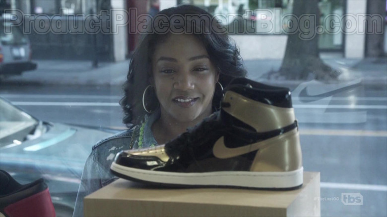 Air Jordan High Tops Shoes by Nike in The Last O.G. S03E04 (2)