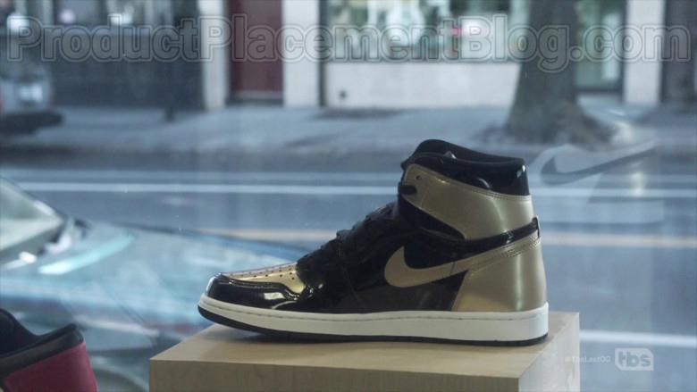 Air Jordan High Tops Shoes by Nike in The Last O.G. S03E04 (3)