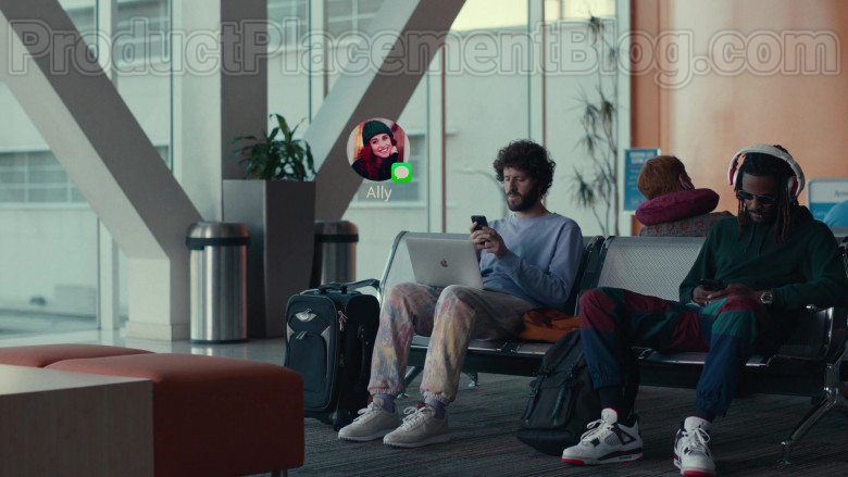 Air Jordan Sneakers in Dave S01E10 Jail (2020)