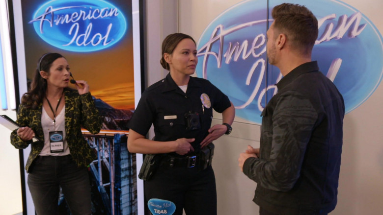 American Idol TV Show in The Rookie S02E16 (4)