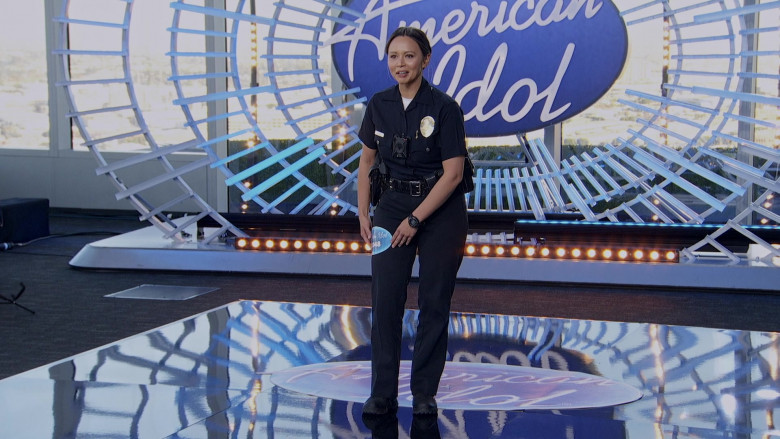 American Idol TV Show in The Rookie S02E16 (6)
